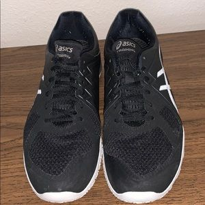 Men's ASIC rhyno skin Conviction training Shoes 11